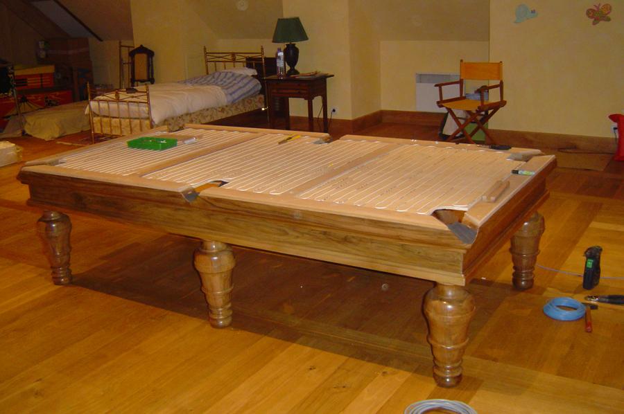 billards artisanaux bi ville beuville caen calvados. Black Bedroom Furniture Sets. Home Design Ideas